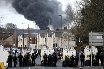 Irlande du Nord Les promesses non tenues de Johnson alimentent la colère)