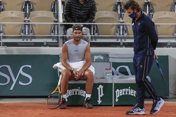 Roland-Garros en temps de pandémie «Les conditions les plus difficiles que j'ai jamais connues», dit Nadal)