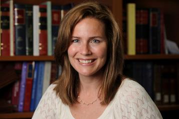 Trump doit proposer Amy Coney Barrett pour remplacer la juge RBG)