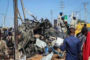 Somalie: un attentat fait au moins 79morts à Mogadiscio