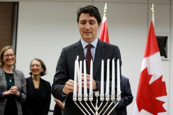 Le soutien du Canada à Israël est inébranlable, dit Trudeau