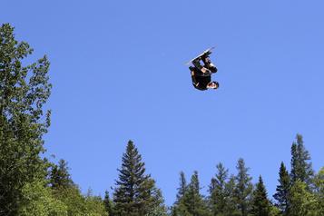 Laframboise gagne l'épreuve du grand saut à Modène
