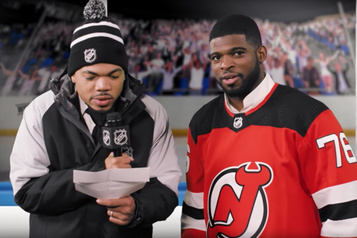 Chance the Rapper interviewe P.K. Subban