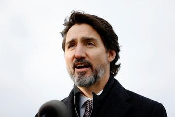 COVID-19 au Canada «Nous en avons tous marre», dit Trudeau)