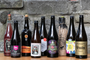 Faire le pont entre la bière et le vin)