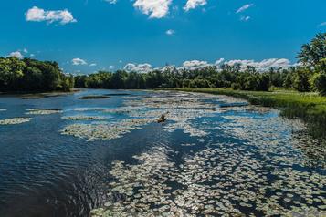 Au fil de l'eau au parc de la Rivière-des-Mille-Îles)
