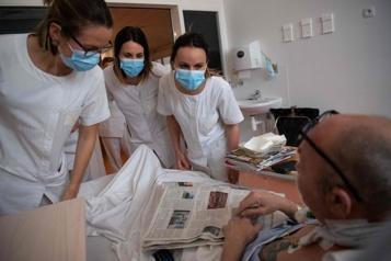 Le bilan de la pandémie dans le mondeplus de 3046000 morts)