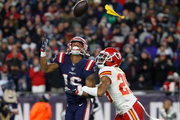 Les Chiefs résistent à une poussée des Patriots