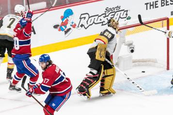 Golden Knights-Canadien Marc-AndréFleury veut oublier)