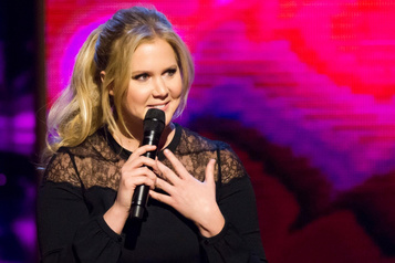 Amy Schumer accueille son ex