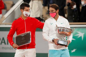 Qui saura déloger le légendaire «Big Three» du tennis?)
