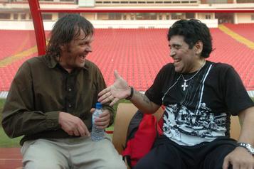 Maradona: une vie légendaire sur grand écran)