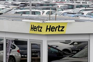 Hertz se déclare en faillite aux États-Unis et au Canada)