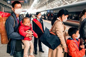 Chine: levée du confinement dans la province de Hubei