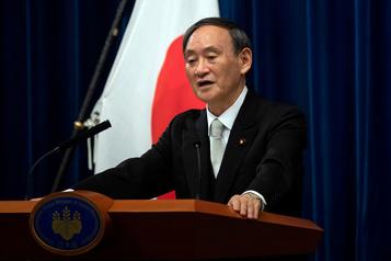 Le premier ministre japonais promet des Jeux olympiques en 2021)
