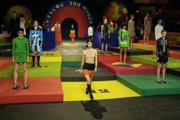 Changement radical chez Dior