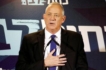 Israël: les partis arabes soutiennent Gantz pour le poste de premier ministre