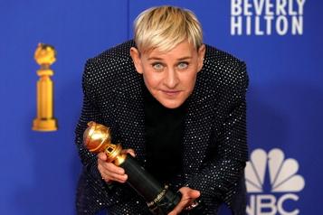 Ellen DeGeneres met fin à son émission )