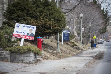 Immobilier: le PLQ prône une taxe pour ralentir la spéculation
