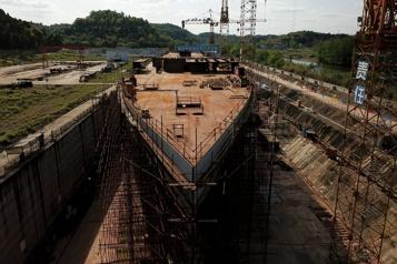 Le Titanic remonte à la surface… en Chine)