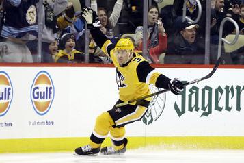 Les Penguins renversent les Bruins4-3