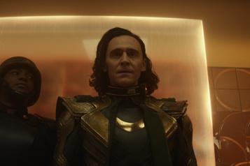 Loki À la recherche dutemps )