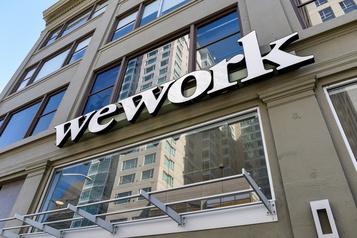 WeWork a perdu 1,25 milliard de dollars au troisième trimestre