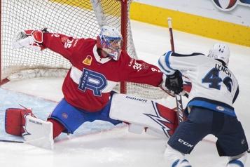 Canadien Charlie Lindgren rappelé dans l'équipe de réserve)