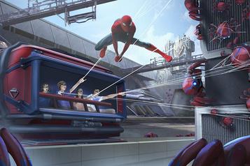 Spider-Man en action dès juillet à Disneyland