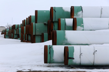 TC Énergie suspend Keystone XL)