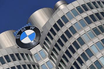 COVID-19: BMW ferme ses usines en Europe et en Afrique du Sud jusqu'au 19avril