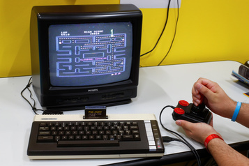 Le rétro est aussi à la mode chez les joueurs de jeux vidéo