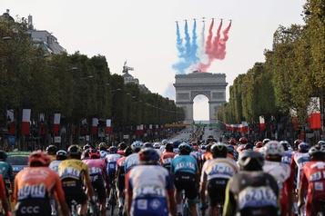 Tour de France: une enquête ouverte sur des soupçons de dopage)