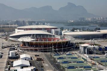 Brésil: les sites des Jeux olympiques de Rio finalement fermés au public