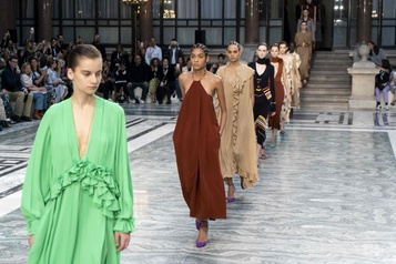 Fashion Week de Londres : cinq choses à retenir