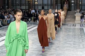 Fashion Week de Londres : cinq choses à retenir