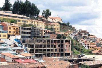 Pérou: un hôtel construit sur des ruines incas sera démoli