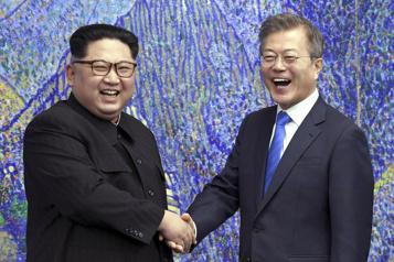 Séoul et Pyongyang amorcent un rapprochement)