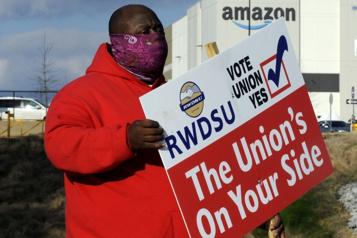 Alabama Les employés d'Amazon rejettent la création d'un syndicat )