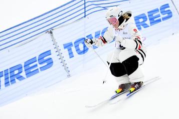Coupe du monde de ski acrobatique Justine Dufour-Lapointe se classe quatrième en Finlande)