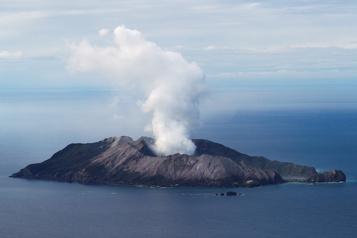 Éruption en Nouvelle-Zélande: fin de l'opération de récupération de six corps