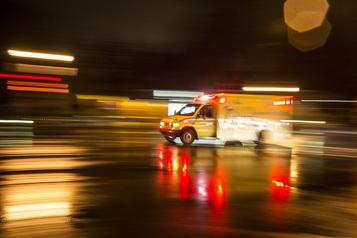Délit de fuite ayant causé la mort à Montréal, un conducteur recherché)