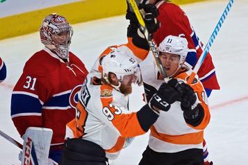 Canadien-Flyers: Jakub Voracek se dit prêt )
