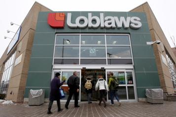Loblaw affiche un profit en hausse de 30% à 313millions)