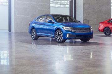 Volkswagen Nouveau moteur pour la Jetta, recharge gratuite pour l'ID.4)