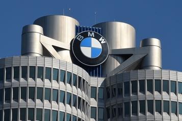 BMW va supprimer 6000emplois)