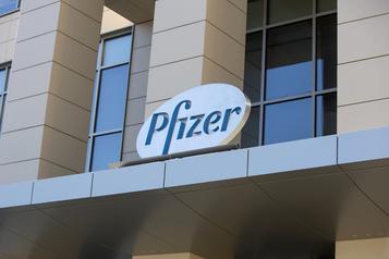 Pfizer accuse un recul des ventes de médicaments à cause de la pandémie)