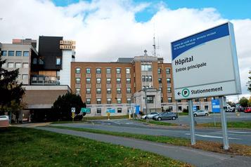 «Légère amélioration» de l'achalandage à l'urgence de l'hôpital de Granby)