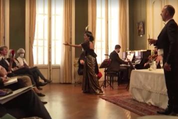 Un opéra «immersif» malgré les mesures sanitaires)