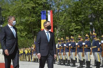 «Sabotage» et intimidation Neuf pays d'Europe de l'Est dénoncent les «actions agressives» de la Russie)